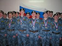 кадеты 97 школы